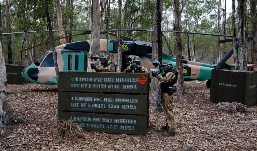 discount paintball for the school holidays