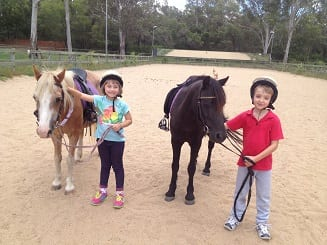 Horse riding Brisbane2