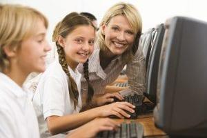 naplan online computer kids