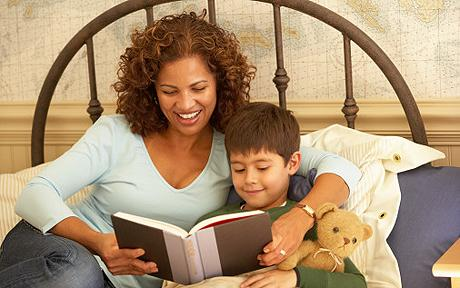 stop worrying and do bedtime stories