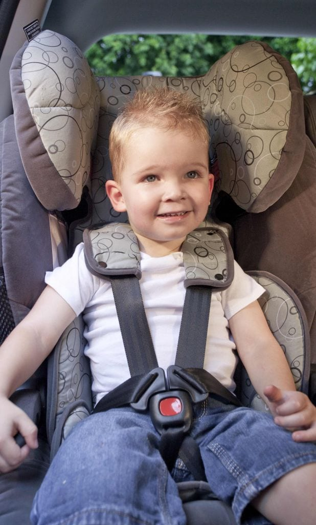 Minimum Height For Car Seat
