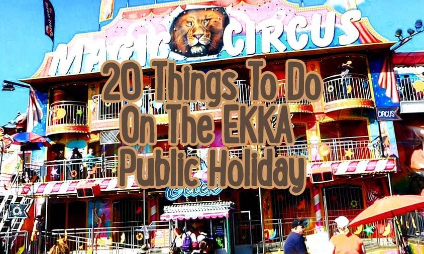 20 things to do on the ekka public holiday