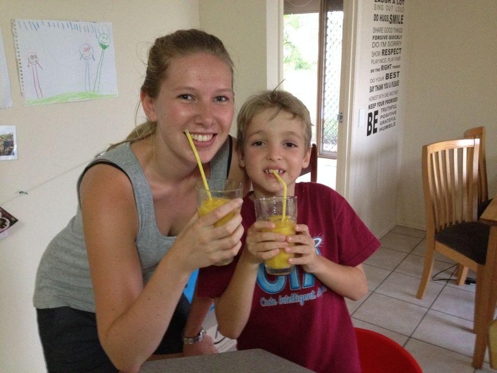How can I get a free Demi_Pair_Brisbane - how much does an au pair cost australia