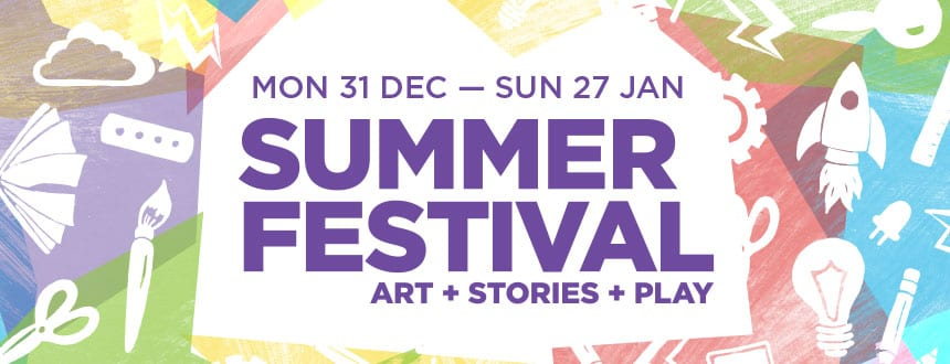 State library summer festival