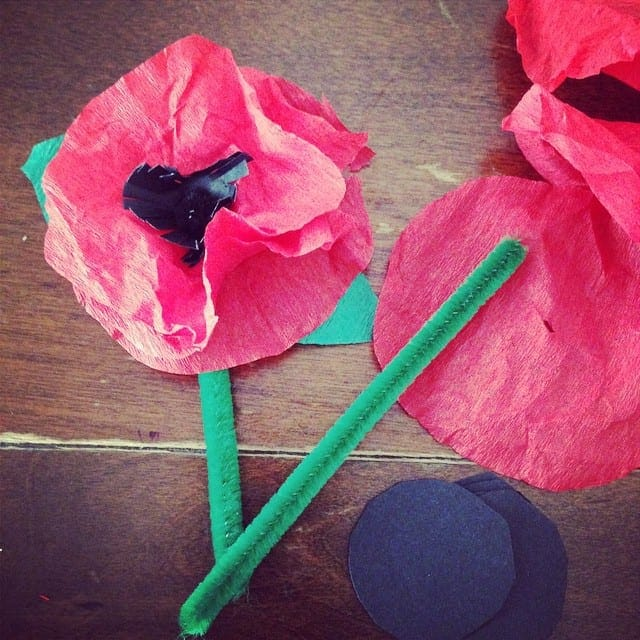 Poppy Day Crafts