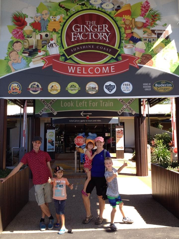 things to do on the sunshine coast with kids