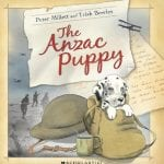 The Anzac Puppy - expalingin ANZAC Day to kids