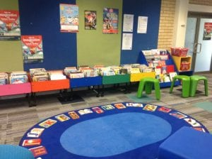 bald hills park for half days out by families magazine. image of inside the library in banyo