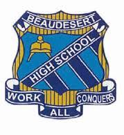 Beaudesert State High School logo