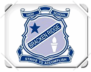 Bracken ridge state high school logo