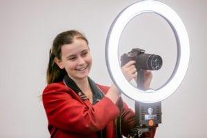 Mary Mckillop camera