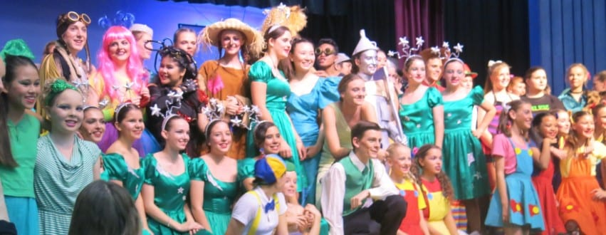Wavell State High Performing Arts