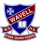 Wavell State High School Logo