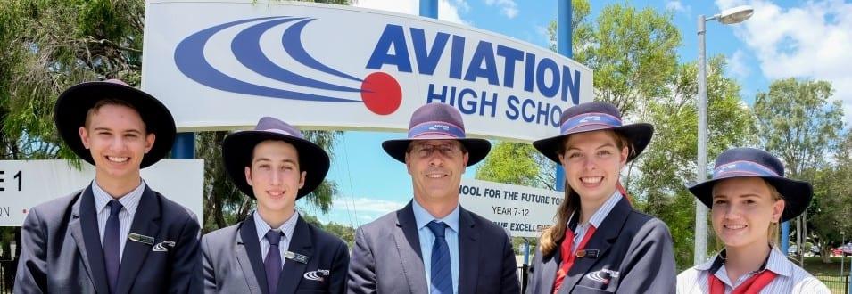 Aviation High School Parent Fact Sheet Families Magazine