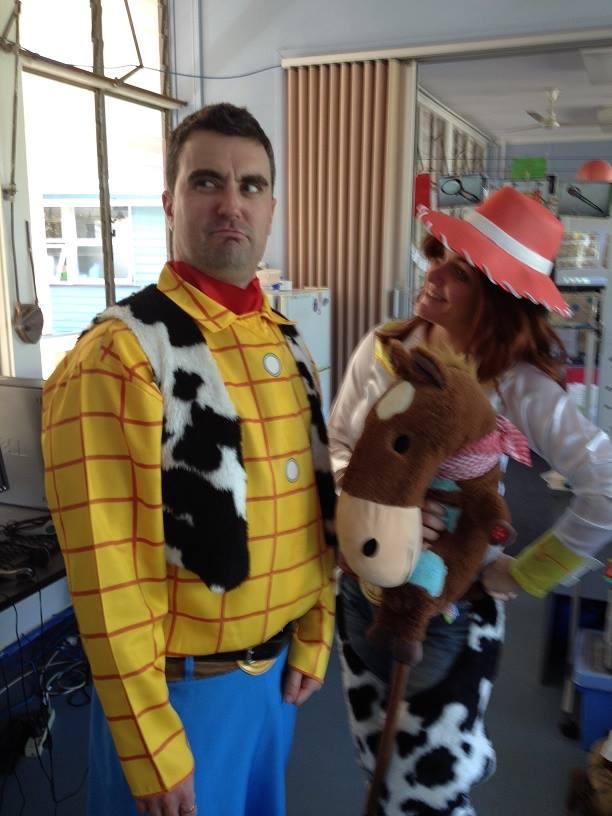 Woody Costumes Children's Book Week...
