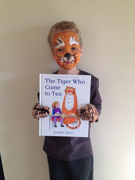 Children's Book Week costume ideas