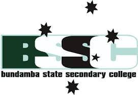 bundamba State secondary college logo