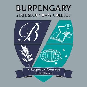 burepengary state secondary college logo