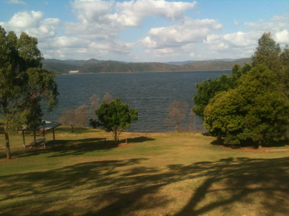 wivenhoe dam outlook
