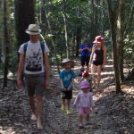 Bush safety for families