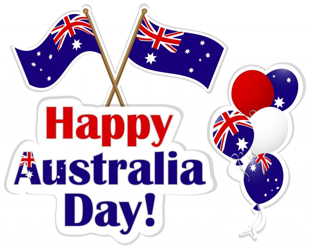 Australia Day with kids