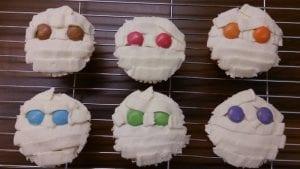 Mummy Cupcakes (1)