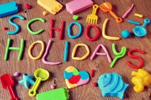 School holiday activities