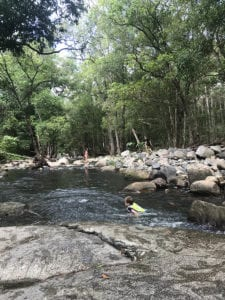 Cedar Creek Samford Day Trips From Brisbane With Kids Families Magazine