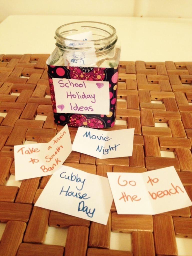 school holiday ideas