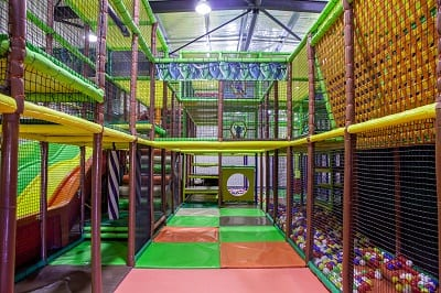 Indoor play centre cleveland BAY PLAY Play Gym