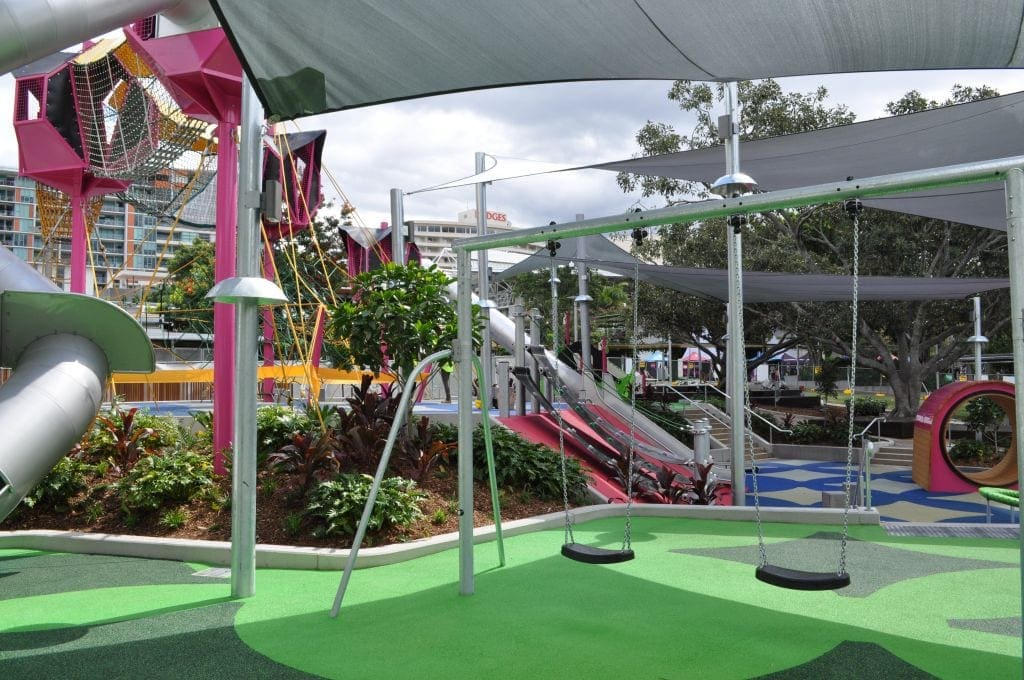 South Bank Playground