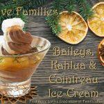 Baileys Ice-Cream dessert
