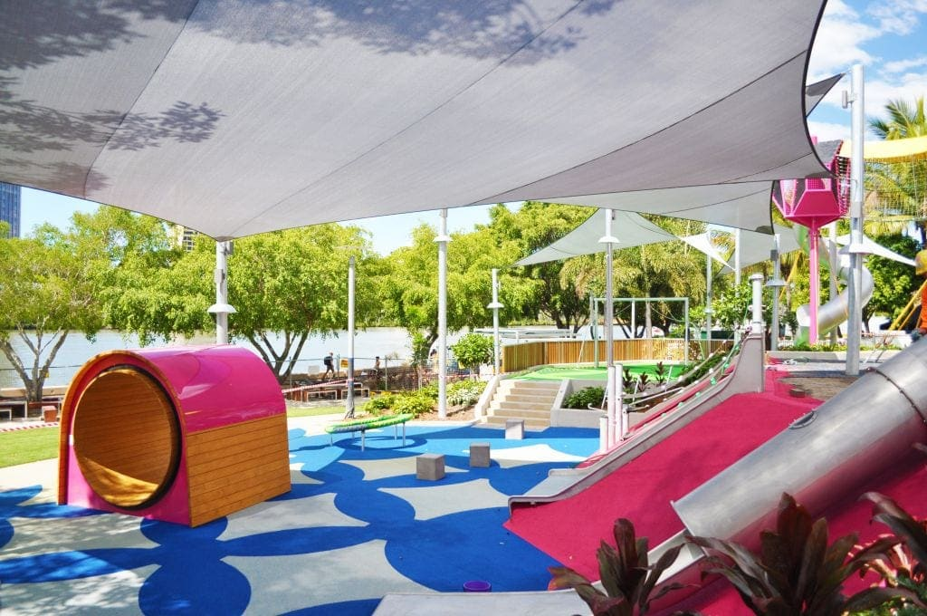party birthday 1st playground venues brisbane bank south southbank riverside locations place parkrun around familiesmagazine