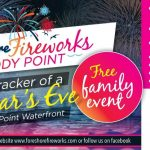 Free fireworks for News Year's Eve Redcliffe
