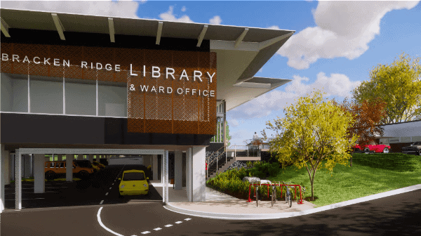 Bracken Ridge Library