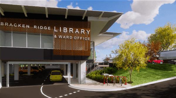 Bracken Ridge Library
