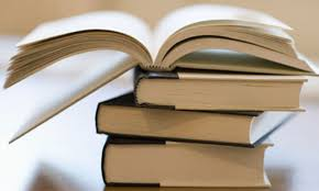 Open books at Coopers Plains Library
