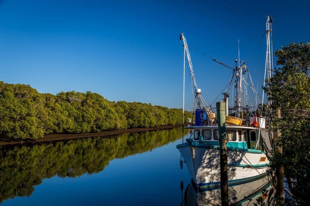 seafood trawlers north brisbane