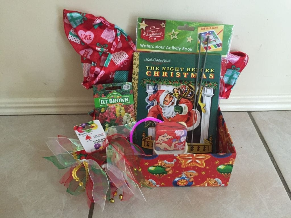 Christmas Eve Box ideas for under $20