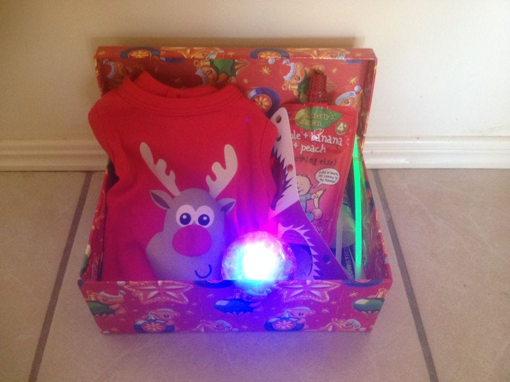 Christmas Eve box ideas for christmas activities