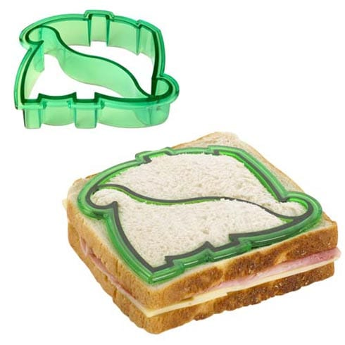How to get your child to eat their school unch - sandwich cutters