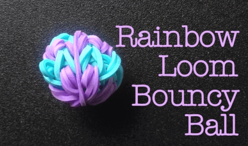 Loom band ideas
