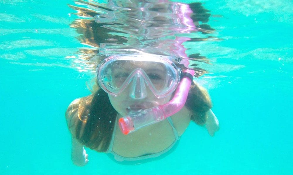Snorkelling at Tallebudgera Creek 2 1000x600