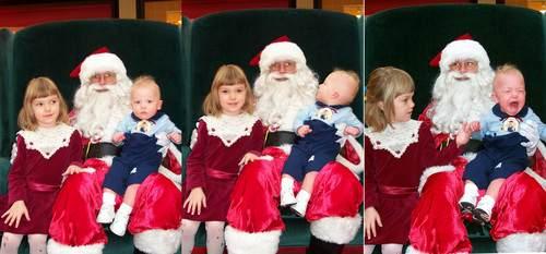 Santa ruins everything