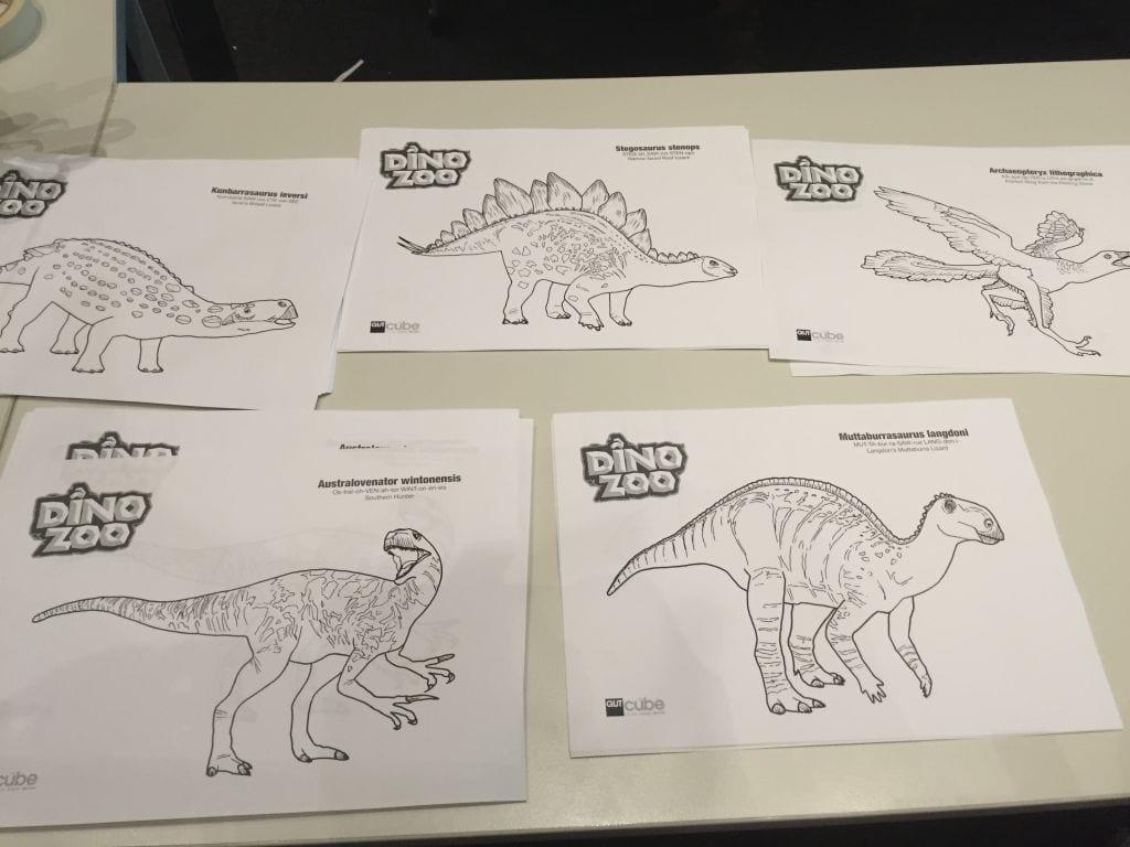 Dino Zoo QUT
