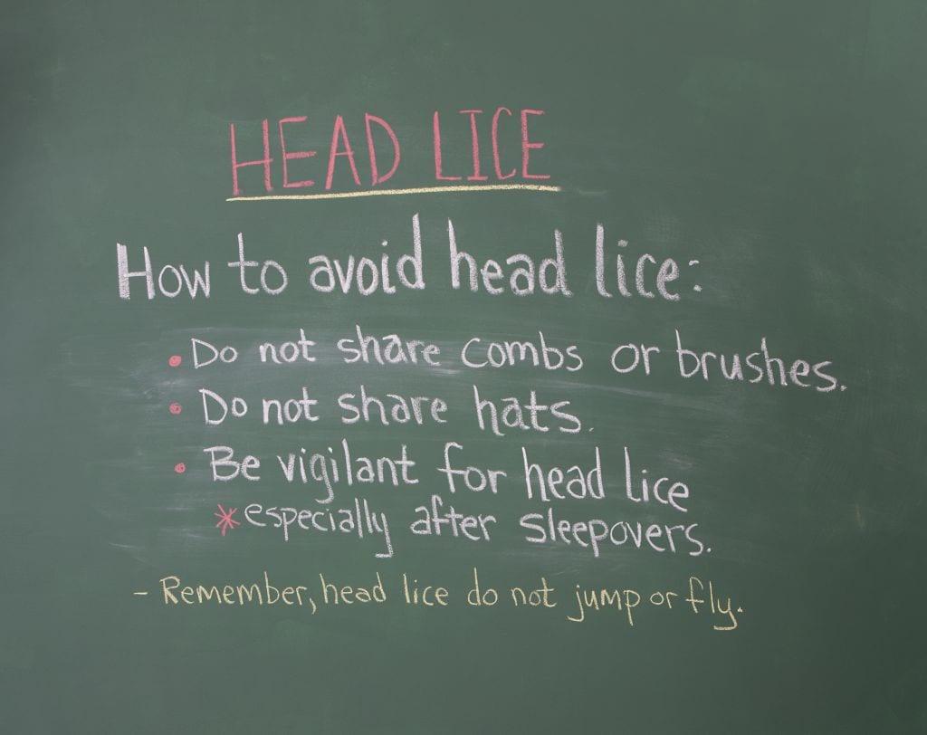 natural Head lice treatments