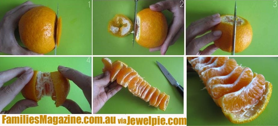 Mandarin Lunch Box Hack