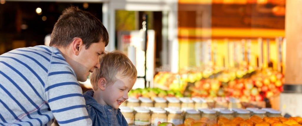 choosing healthy lunchbox options