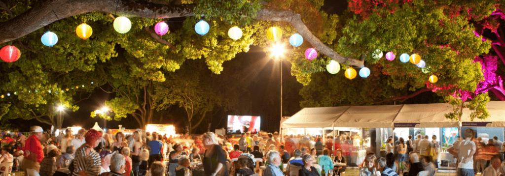 Carnival of Flowers - Flower, Food & Wine Festival