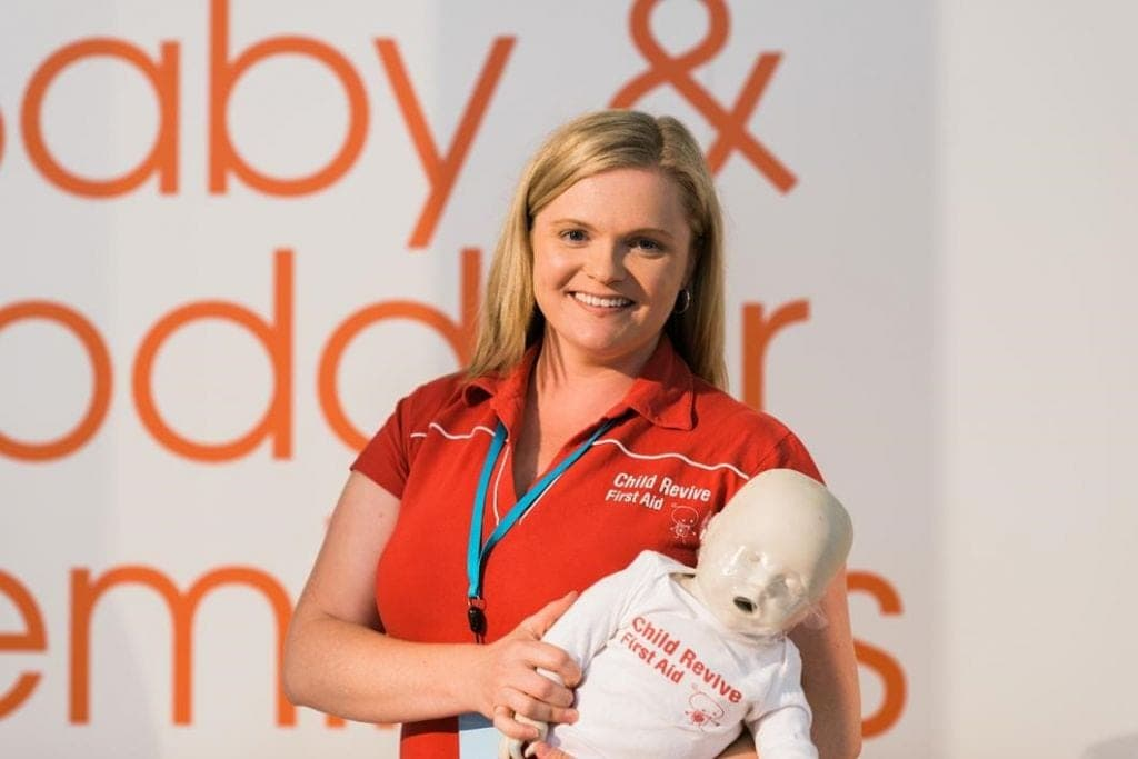 The Essential Baby & Toddler Show First Aid Course